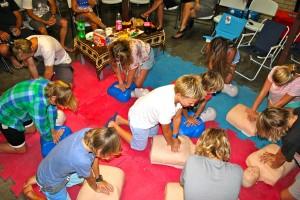 CPR Course Windansea Boardriders