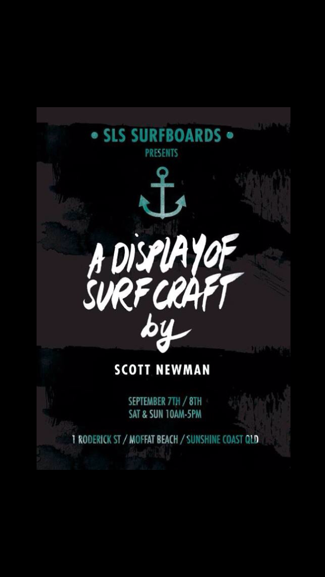 SLS surfboards