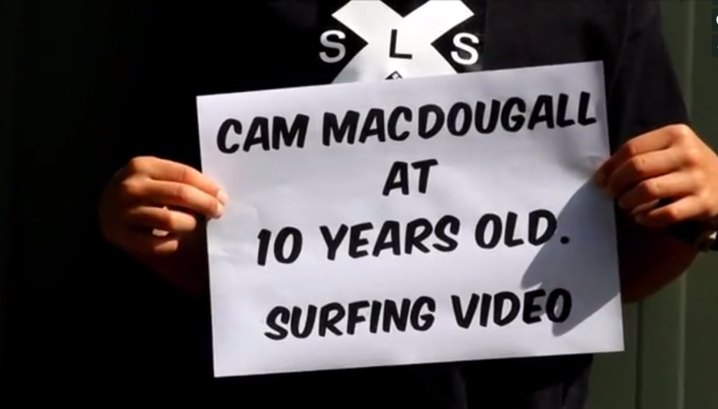 Cam MacDougall